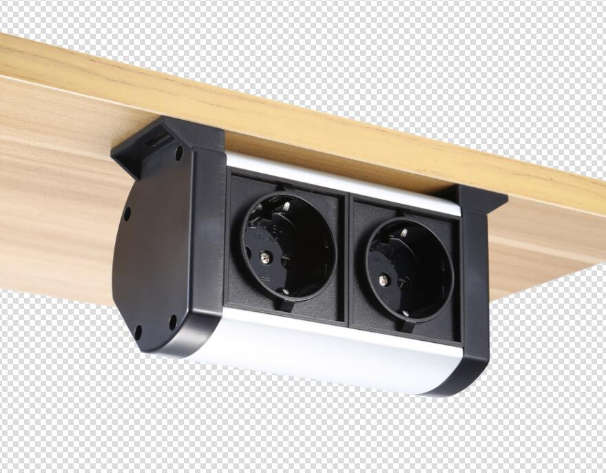 SCHUKO DESKTOP INSTALLATION SOCKET