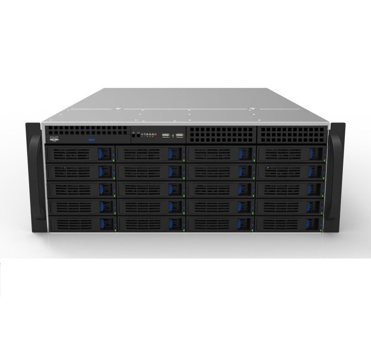 4U 20 BAY HOTSWAP SERVER CASE